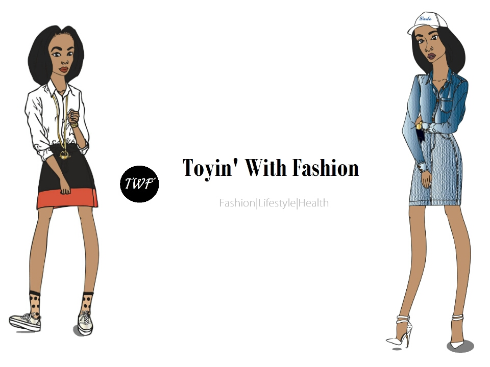 Toyin' With Fashion